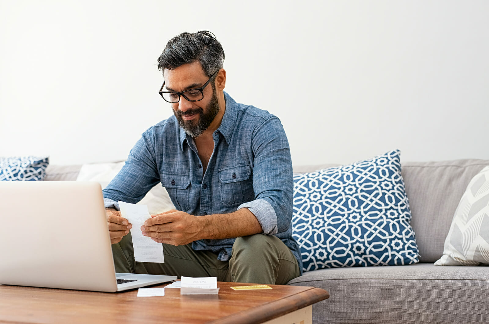 Man-On-Computer-Glasses